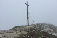 Croce sulla Cima Portule